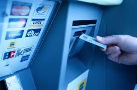 saque cartão de crédito